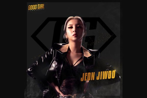 KARD 전지우 / Mnet GOOD GIRL